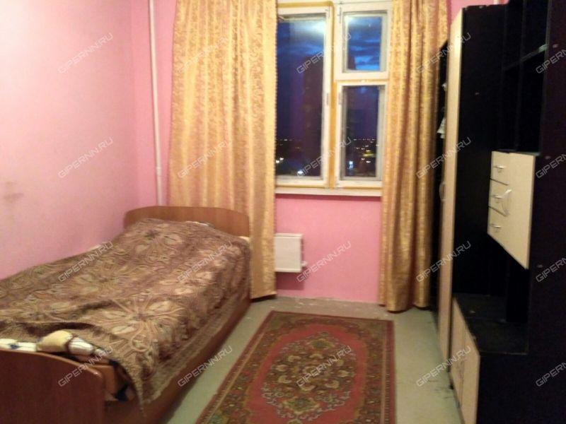 комната в доме 83 на улице Белинского