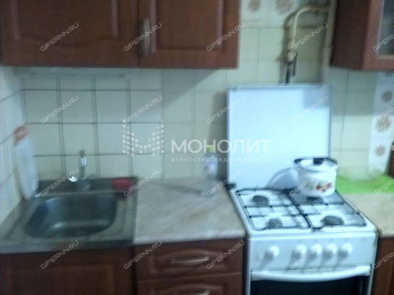 однокомнатная квартира на улице Адмирала Васюнина дом 9