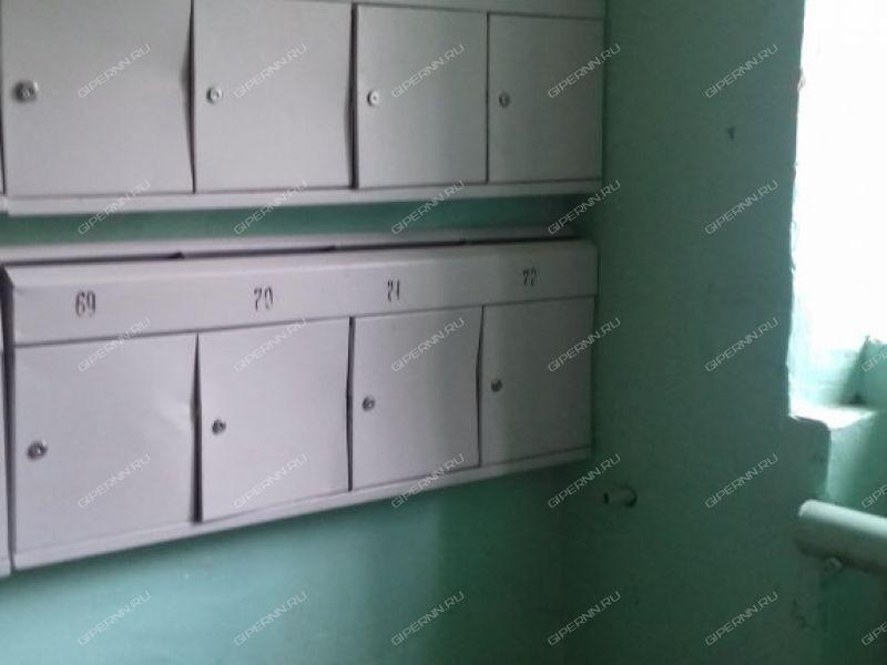 однокомнатная квартира на улице Героя Попова дом 5