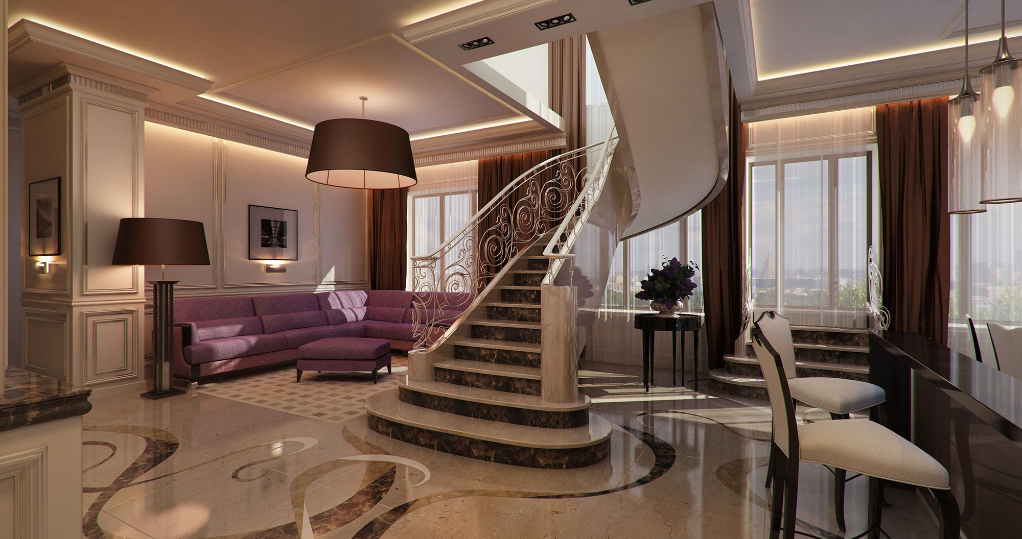 Как сделать второй этаж в квартире? - фото 1