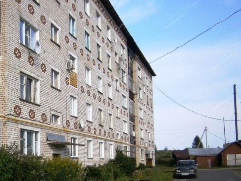 однокомнатная квартира на Леспромхозовская рабочий посёлок Вахтан