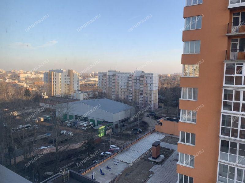 трёхкомнатная квартира на улице Тимирязева дом 9