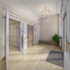 четырёхкомнатная квартира на Славянской улице