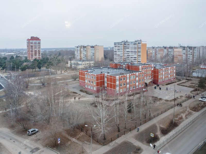 двухкомнатная квартира на улице Победная дом 17