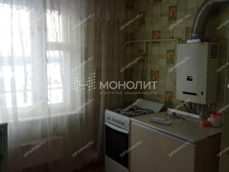 однокомнатная квартира на улице Зелёная дом 64 посёлок Нижегородец