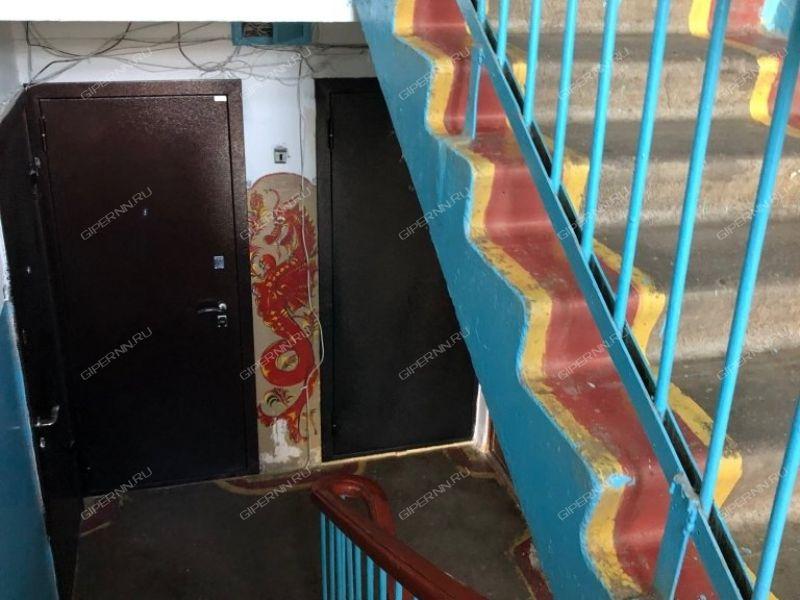 двухкомнатная квартира на улице Мичурина дом 30 город Заволжье