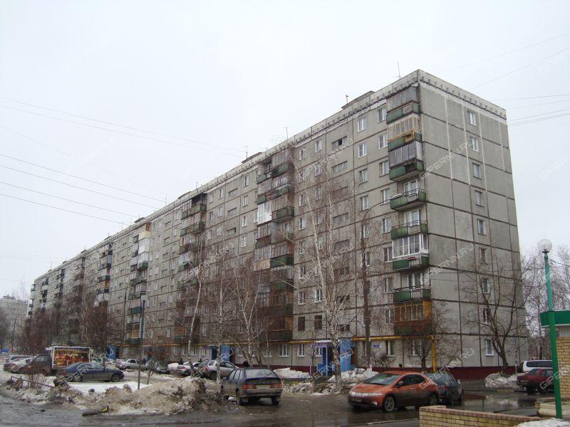 четырёхкомнатная квартира на улице Советской Армии дом 15а