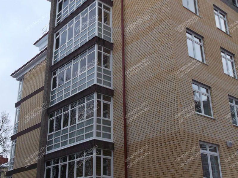 пятикомнатная квартира в деревне Новая дом 8