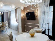 Дизайнерскую квартиру продают в Нижнем Новгороде за 22 млн рублей