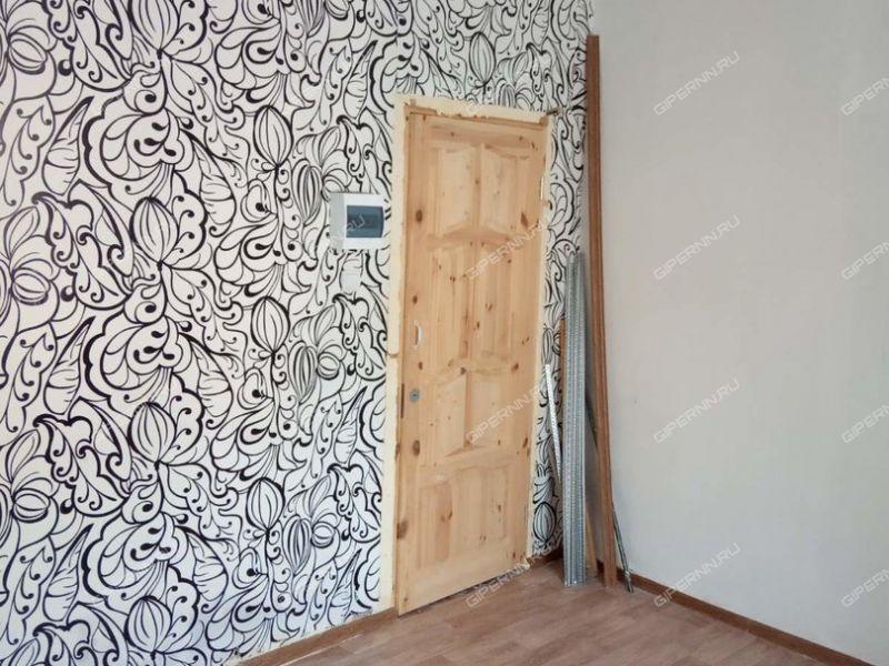 комната в доме 28а на улице Борская