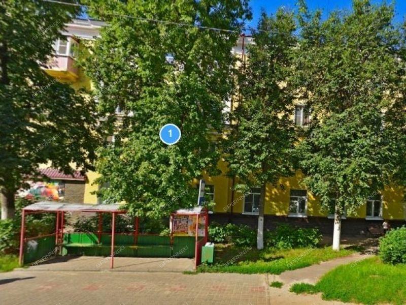 двухкомнатная квартира на улице Калинина дом 1 город Арзамас
