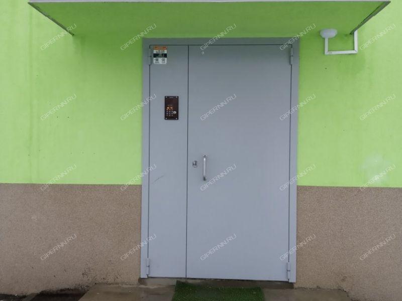 квартира-студия на улице Учительская дом 7 посёлок Новинки