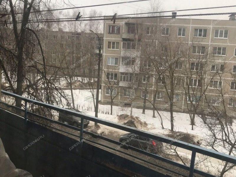 комната в доме 8 на улице Ситнова город Дзержинск