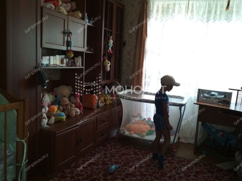 однокомнатная квартира на улице Комсомольская дом 15 деревня Берёзовка