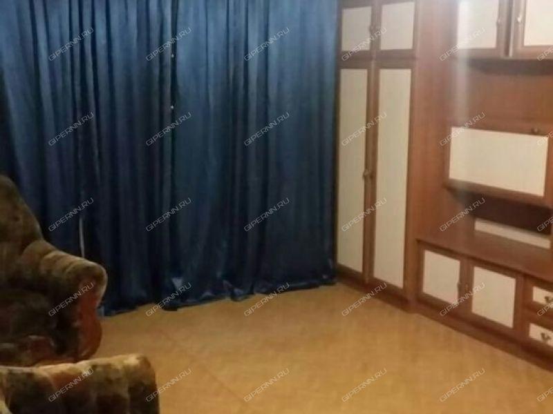 однокомнатная квартира на улице Первомайская дом 13 город Бор