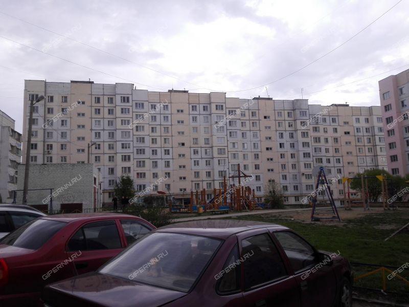 двухкомнатная квартира в микрорайоне Центральный дом 1 город Выкса