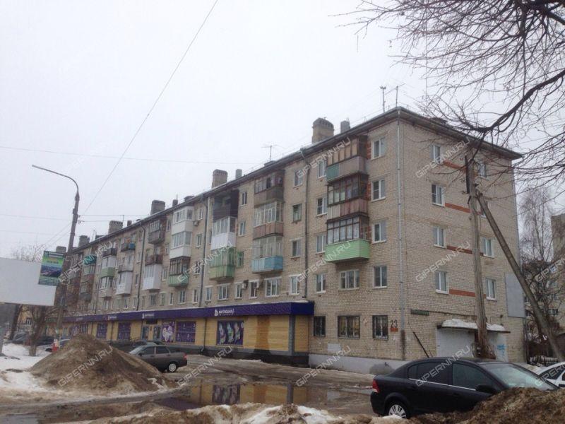 двухкомнатная квартира на улице Дзержинского дом 23 город Балахна