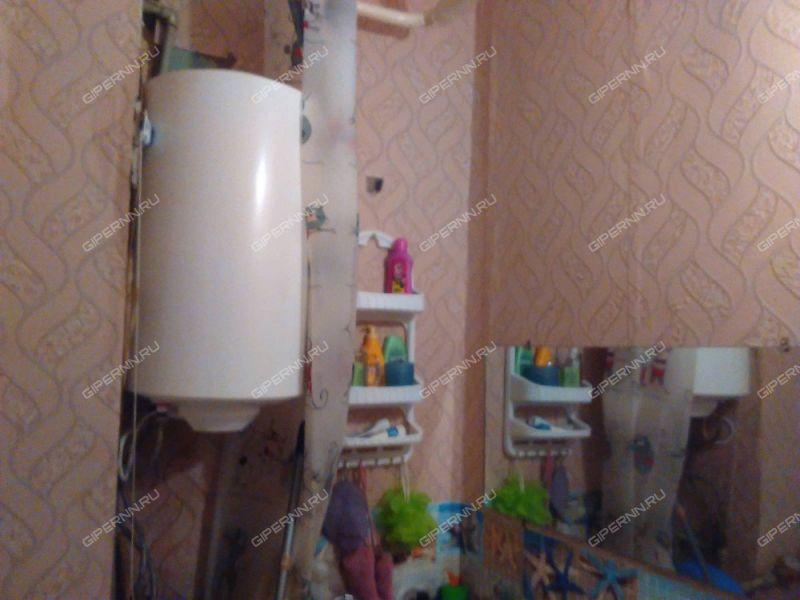 двухкомнатная квартира на улице Максима Горького дом 101 город Бор