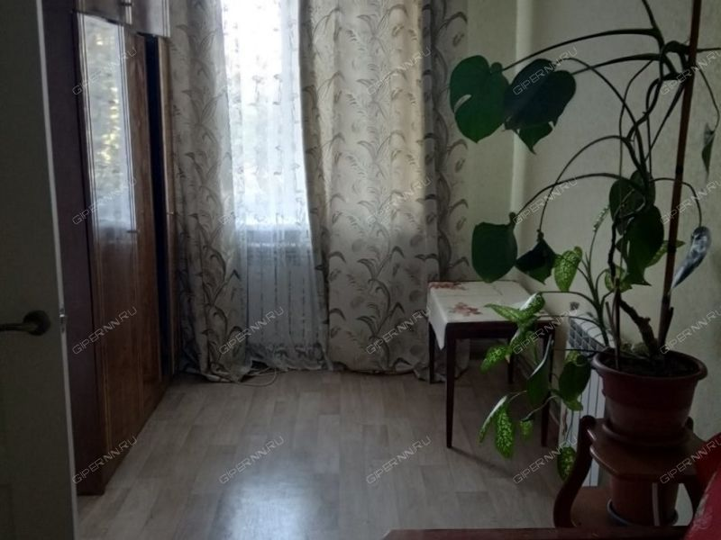 двухкомнатная квартира на улице Народная Стройка дом 23