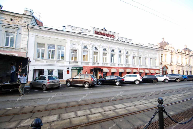 Поиск офисных помещений Рождественская улица купить коммерческую недвижимость в новосибирске на площади калинина