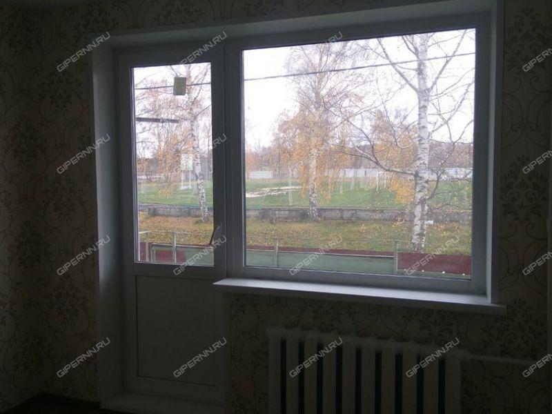 двухкомнатная квартира на улице Заводская дом 43 город Ворсма