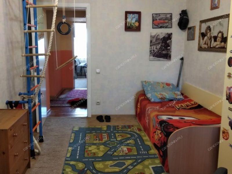 четырёхкомнатная квартира на улице Касимовская дом 17