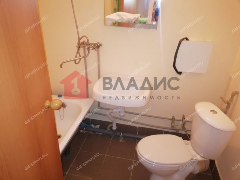 однокомнатная квартира на улице Гагарина дом 14 к1 посёлок Новинки