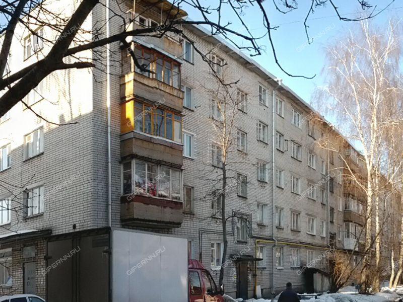 улица Вахтангова, 24 фото