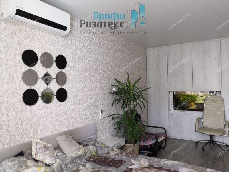 двухкомнатная квартира на улице Мостоотряда дом 30