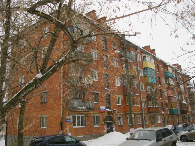 однокомнатная квартира на улице Сурикова дом 6а