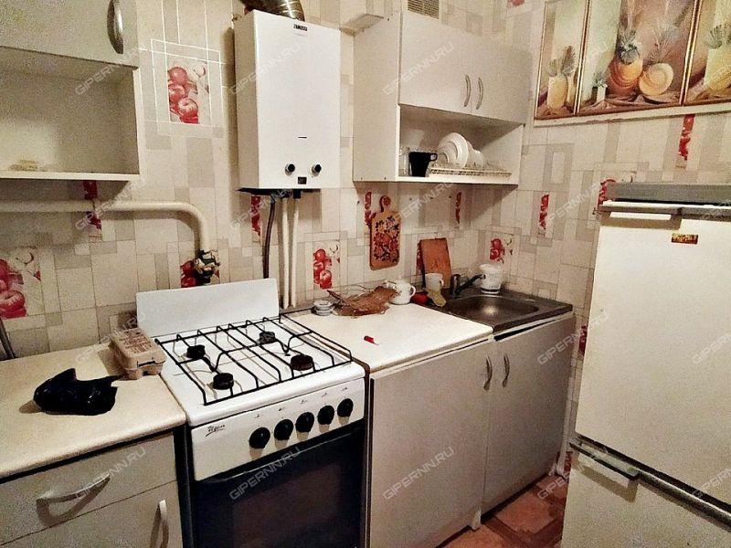 однокомнатная квартира на улице Кащенко дом 19