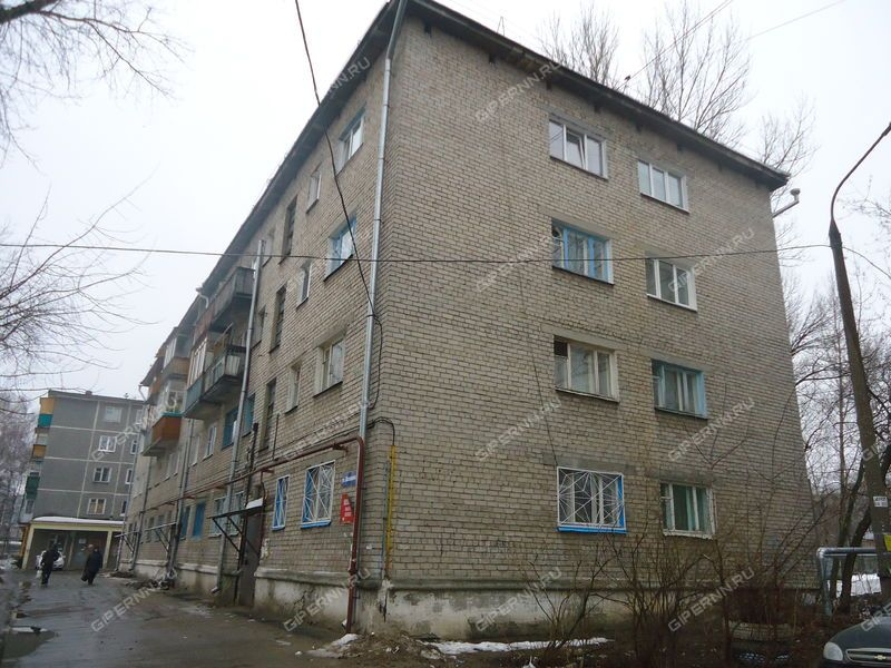 двухкомнатная квартира на улице Шаляпина дом 6