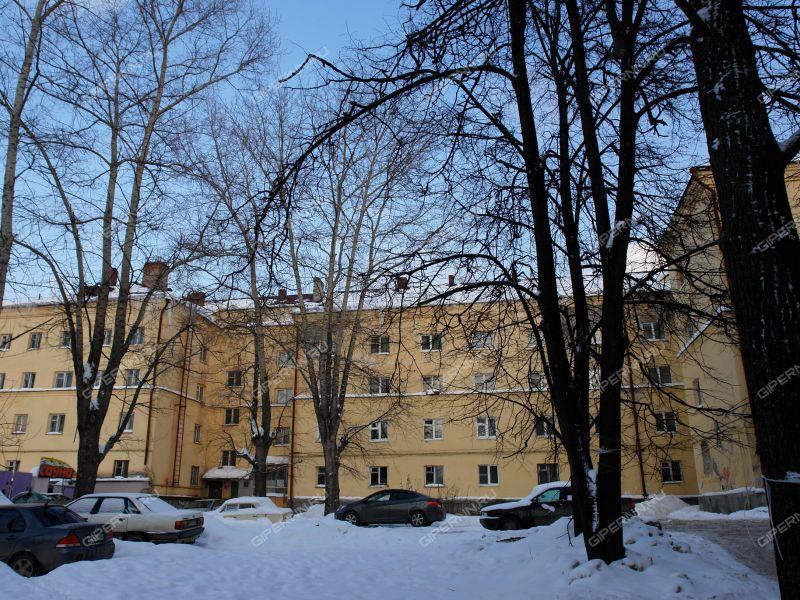 комната в доме 18 на улице Бекетова