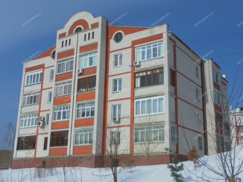 трёхкомнатная квартира на улице Ивана Чугурина дом 6