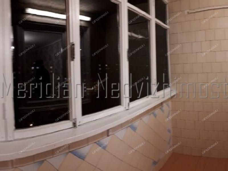 двухкомнатная квартира на улице Пермякова дом 46