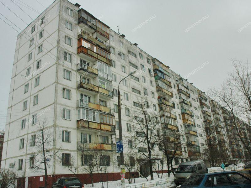 двухкомнатная квартира на площади Комсомольская дом 14 к2