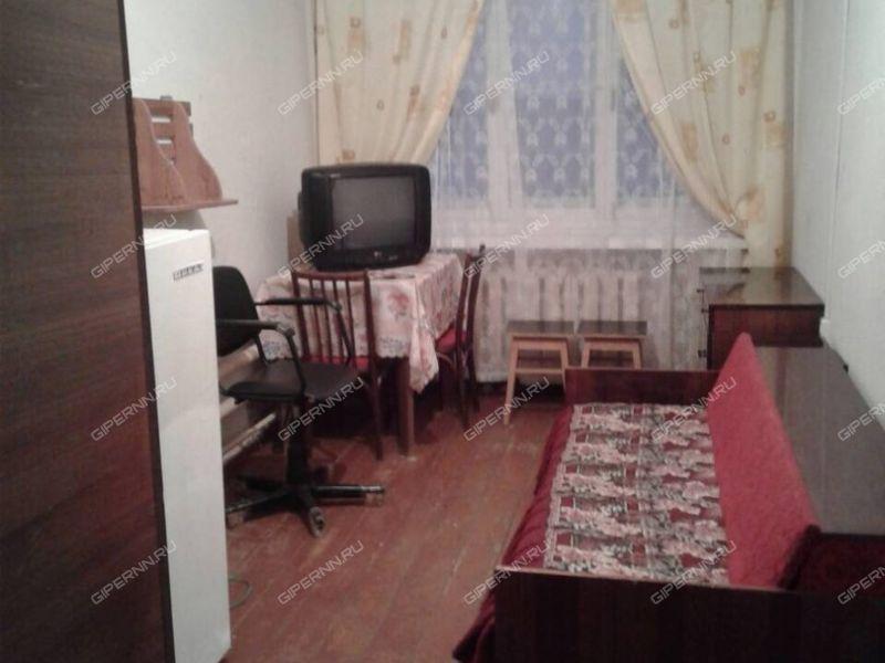 комната в доме 25 на улице Моховая
