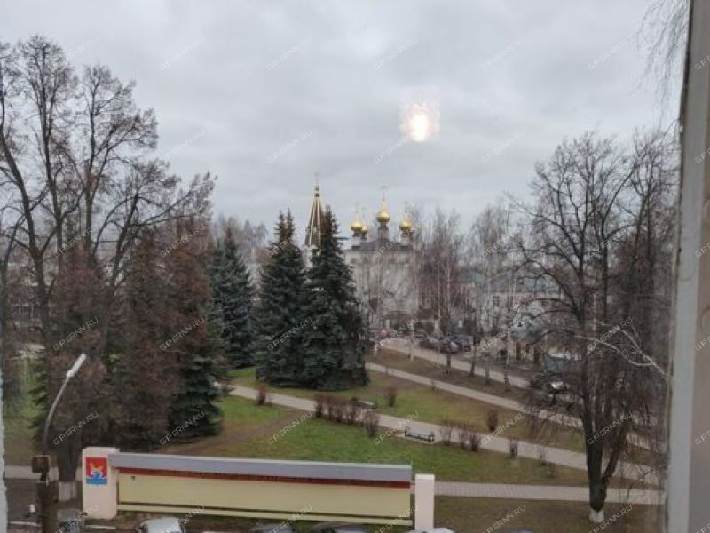 двухкомнатная квартира на площади Пролетарская дом 32 город Городец