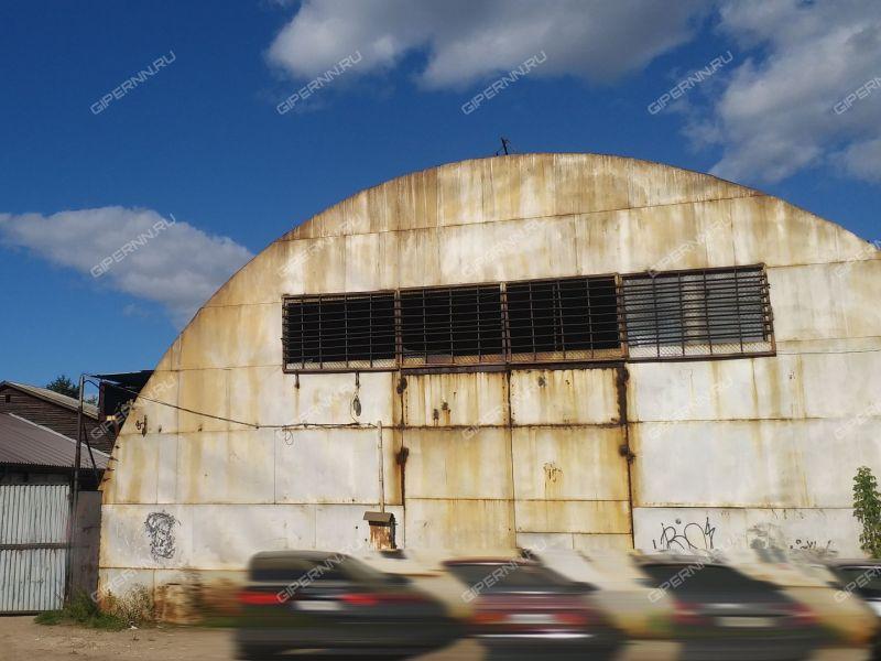 здание под склад, производственную площадь на Прокатной улице