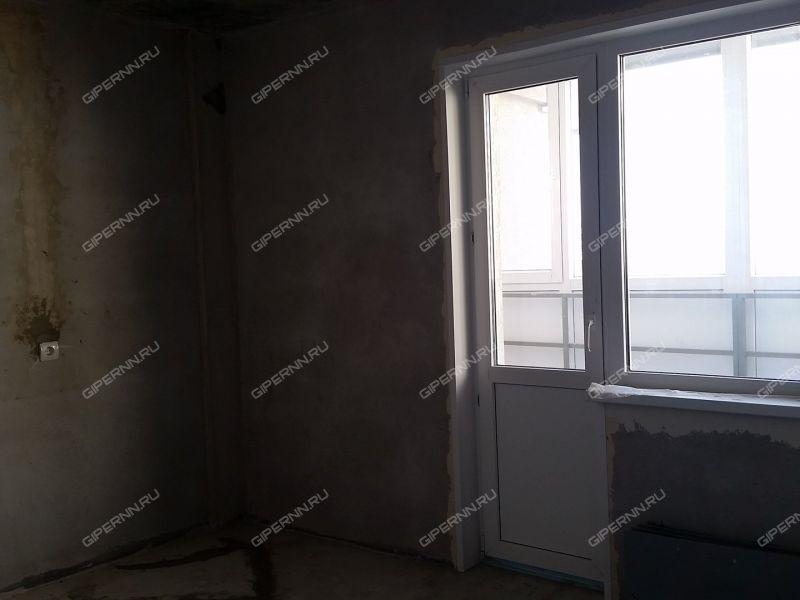 двухкомнатная квартира в новостройке на улице Победная