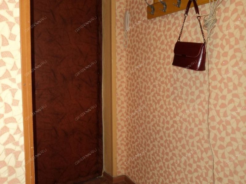 однокомнатная квартира на улице Мира дом 22 город Арзамас