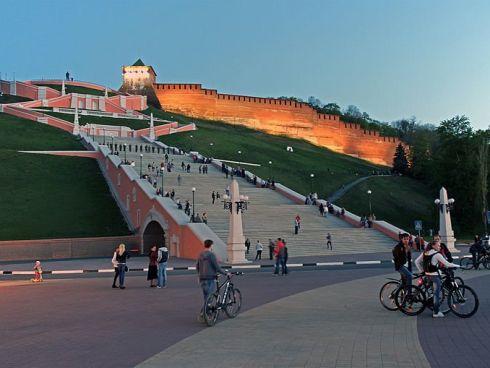 Единая велосипедная сеть может быть создана в Нижнем Новгороде